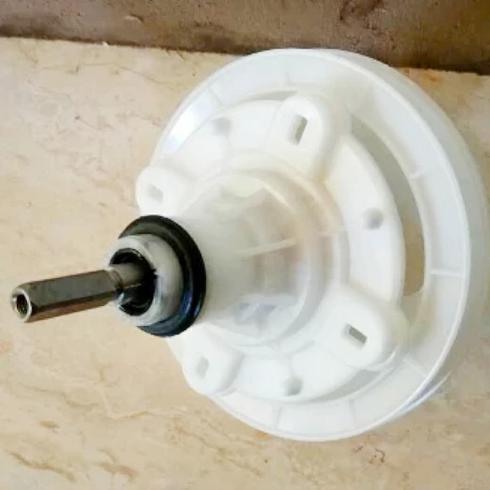 cara memperbaiki gearbox mesin cuci 1 tabung