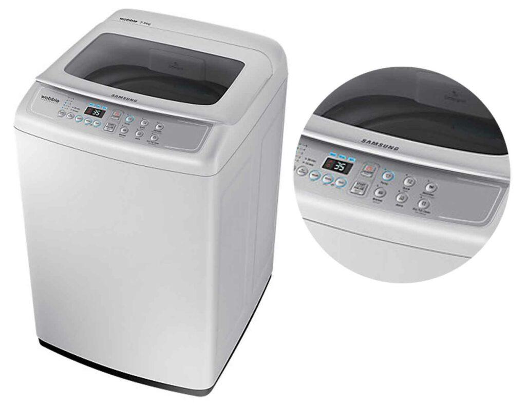 cara memperbaiki mesin cuci samsung digital
